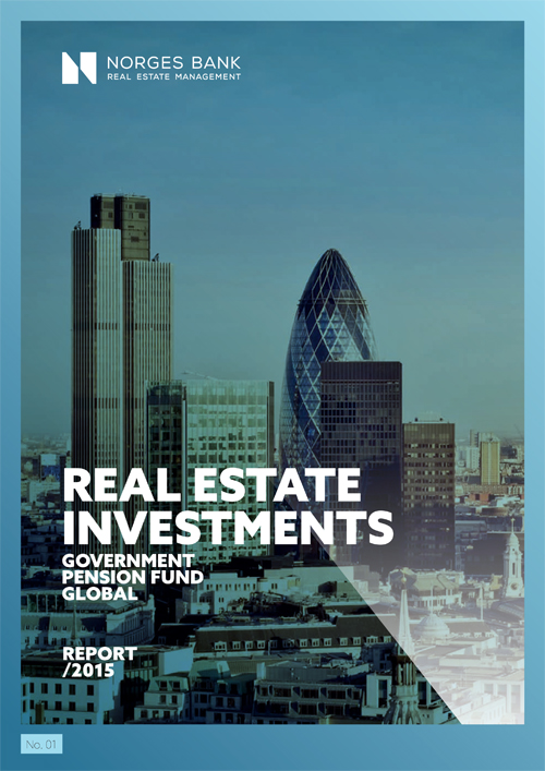 Real estate investments 2015