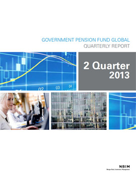 2Q 2013 Quarterly report