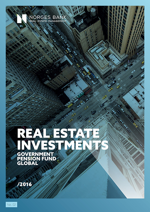 Real estate investments 2016