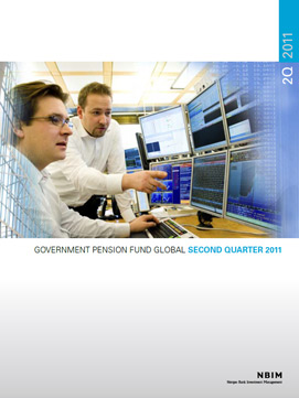2Q 2011 Quarterly report