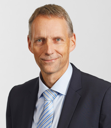 Age Bakker - Chief Operating Officer