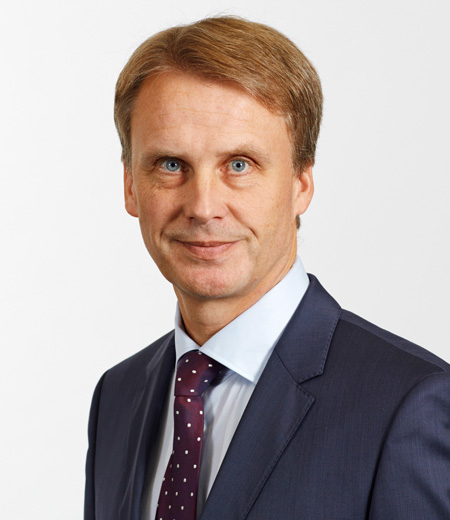 Dag Huse - Chief Risk Officer