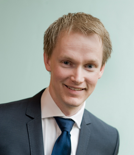 Geir Øivind Nygård - Chief Investment Officer Asset Strategies