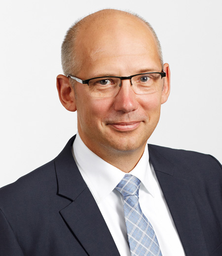 Jan Thomsen - Chief Compliance and Control Officer, Real Estate