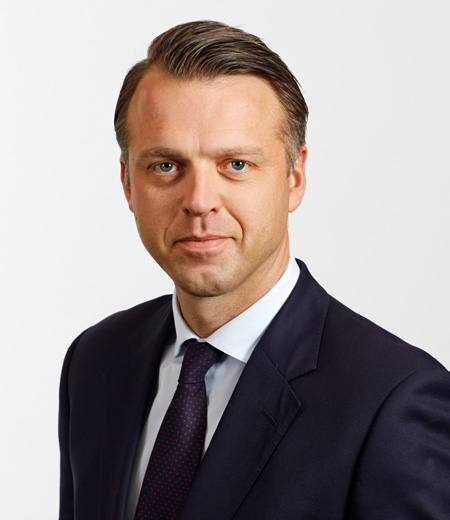 Karsten Kallevig - Chief Investment Officer Real Estate