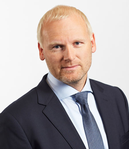 Lars Dahl - Chief Risk Officer, Real Estate