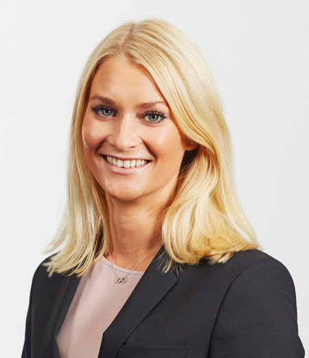 Mie Holstad - Chief Administrative Officer, Real Estate
