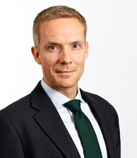 Petter Johnsen - Chief Investment Officer Equity Strategies