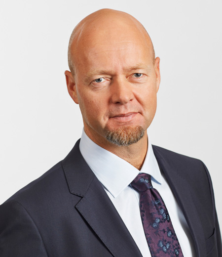 Yngve Slyngstad - Chief Executive Officer