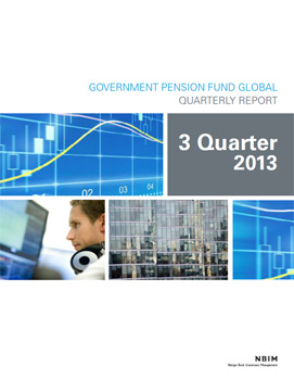 3Q 2013 Quarterly report